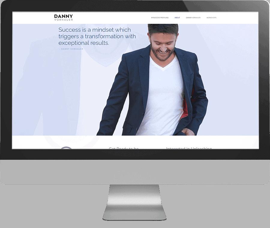 Danny Vorhauer SEO-friendly website