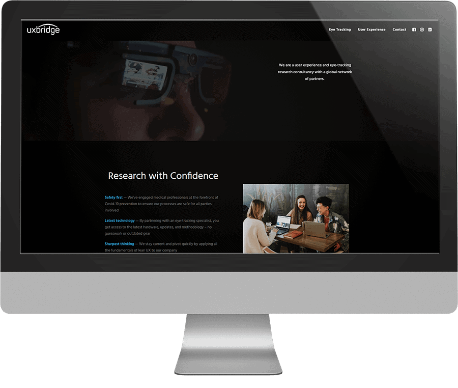 UXBridge SEO-friendly Website